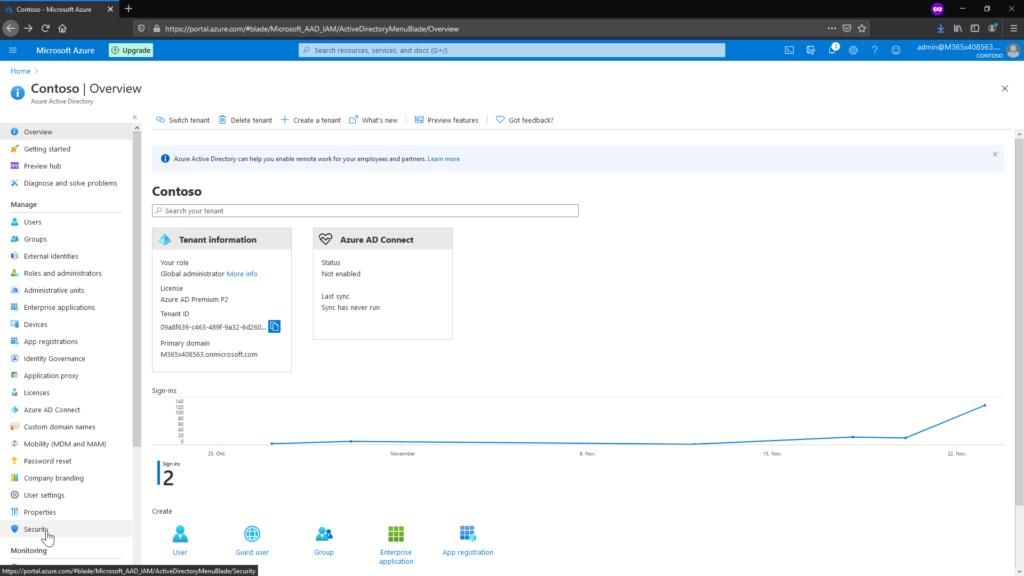Zugriff auf SharePoint Online einschränken